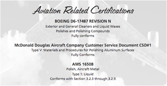 Aviation Related Certifications